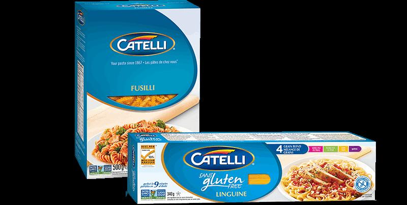 Catelli<sup>®</sup> Gluten Free