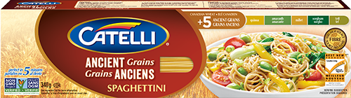 Catelli Ancient Grains Spaghettini