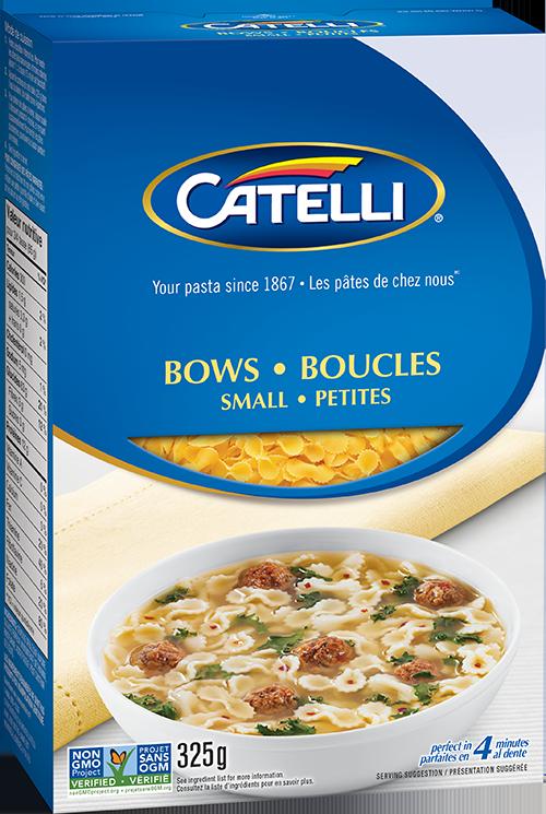Catelli Classic Small Bows