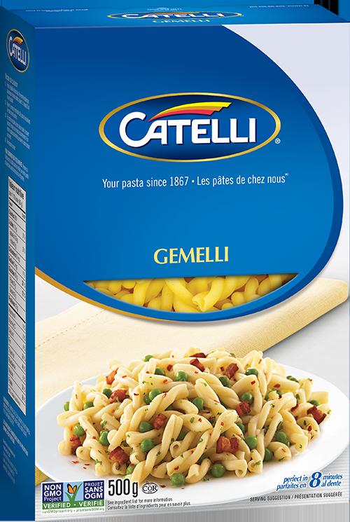Catelli Classic Gemelli