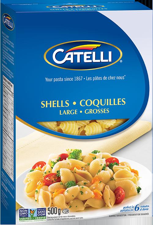 Catelli Classic Large Shells