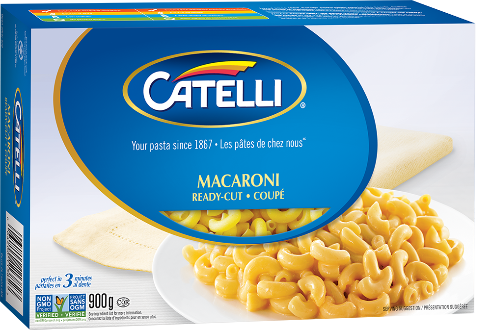 Catelli Classic Ready Cut Macaroni
