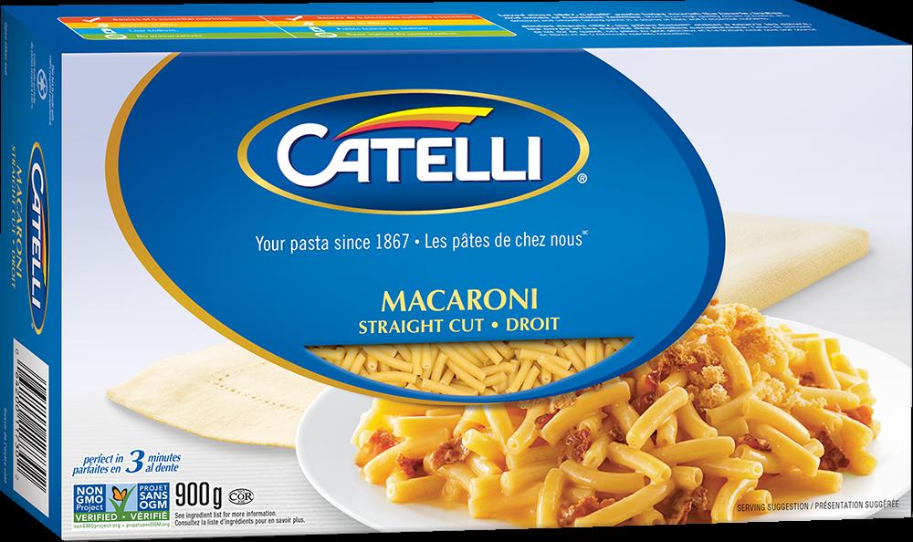 Catelli Classic Straight Macaroni