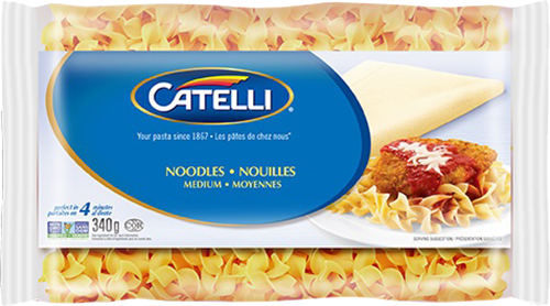 Catelli Classic Medium Plain Noodles