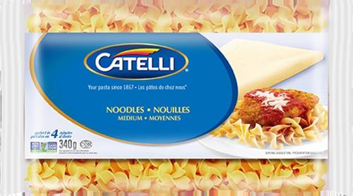 Catelli Classic Medium Plain Noodles
