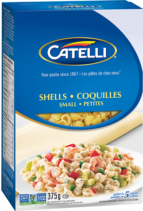 Catelli Classic Small Shells