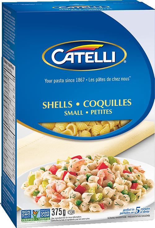 Catelli Classique Small Shells