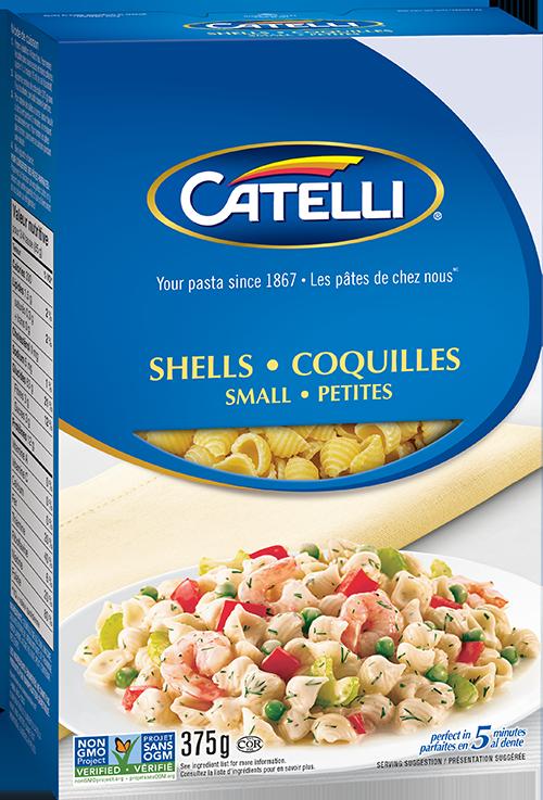 Catelli Classic Small Shells