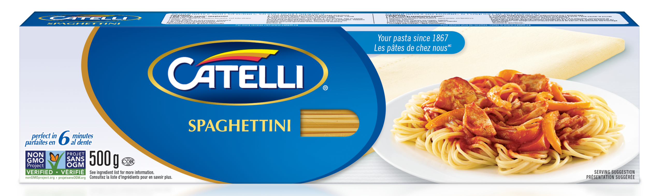 Catelli Classic Spaghettini