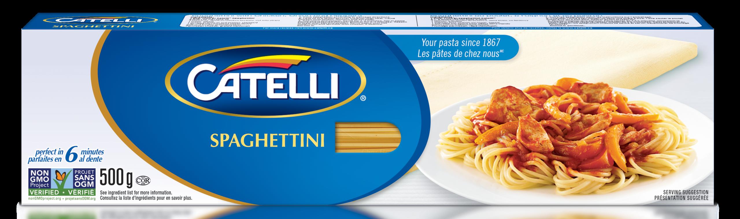 Catelli Classic Spaghettini