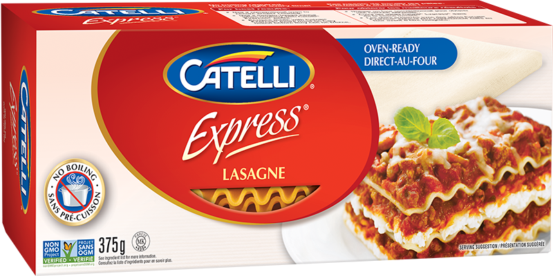Catelli Express Lasagne – Oven Ready