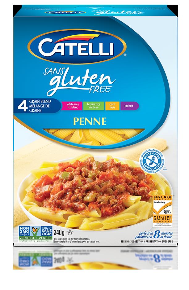 Catelli Sans Gluten Penne Rigate
