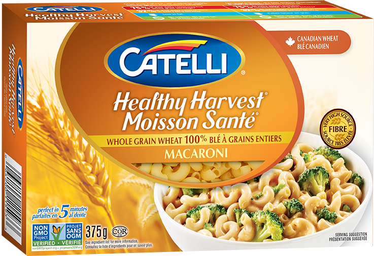 Catelli Healthy Harvest Whole Wheat Macaroni