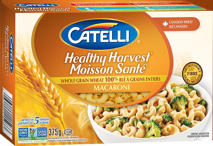 Catelli Healthy Harvest Whole Wheat Macaroni