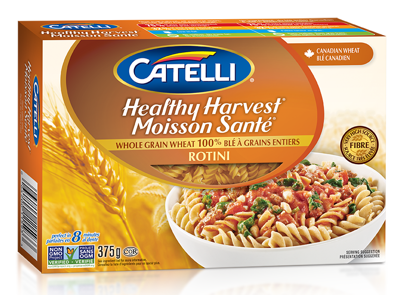 Catelli Healthy Harvest Whole Wheat Rotini