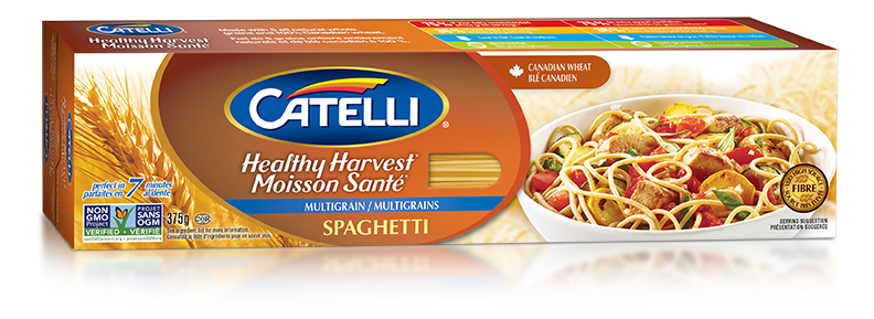 Catelli Healthy Harvest Multigrain Spaghetti
