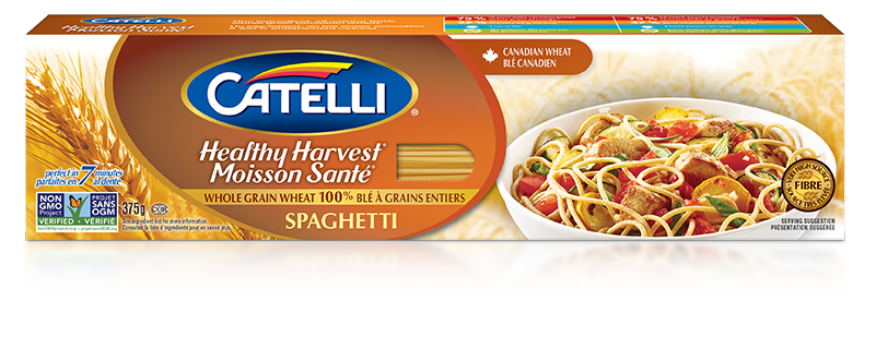 Catelli Healthy Harvest Whole Wheat Spaghetti