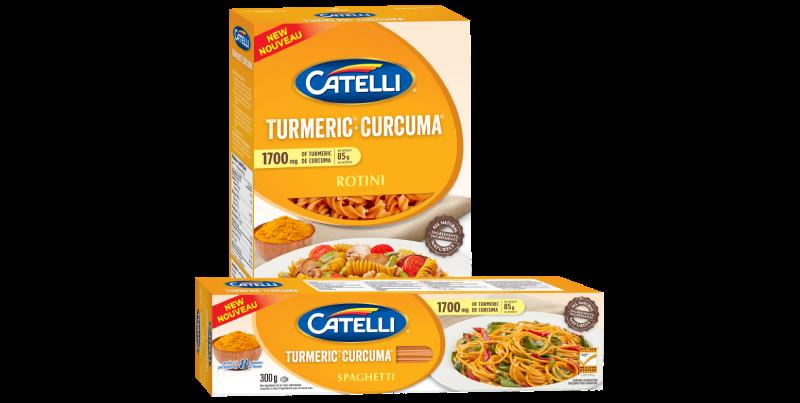 Catelli Turmeric Pasta