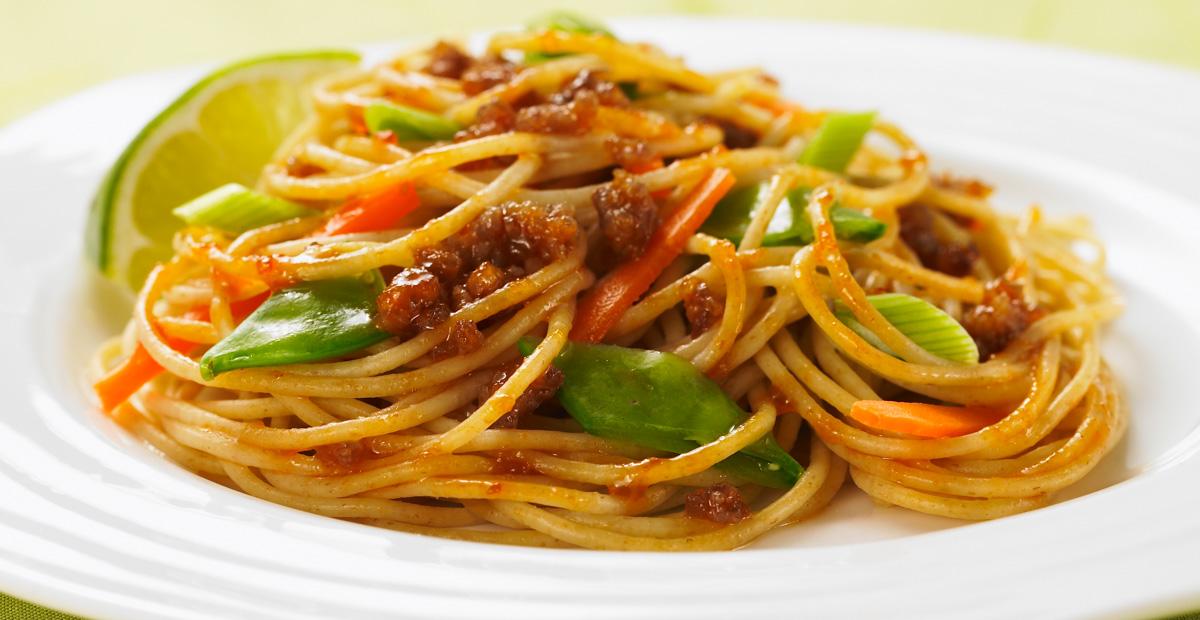 Pad-Thai Spaghettini