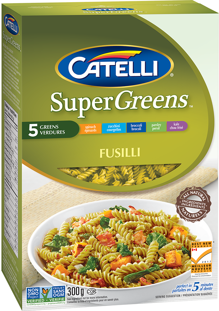 Catelli SuperGreens Fusilli