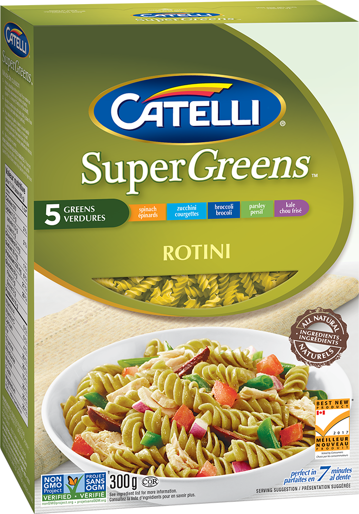 Catelli SuperGreens Rotini