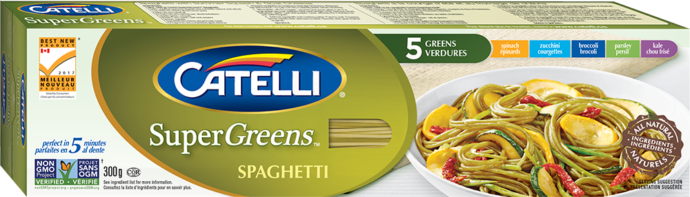 Catelli SuperGreens Spaghetti