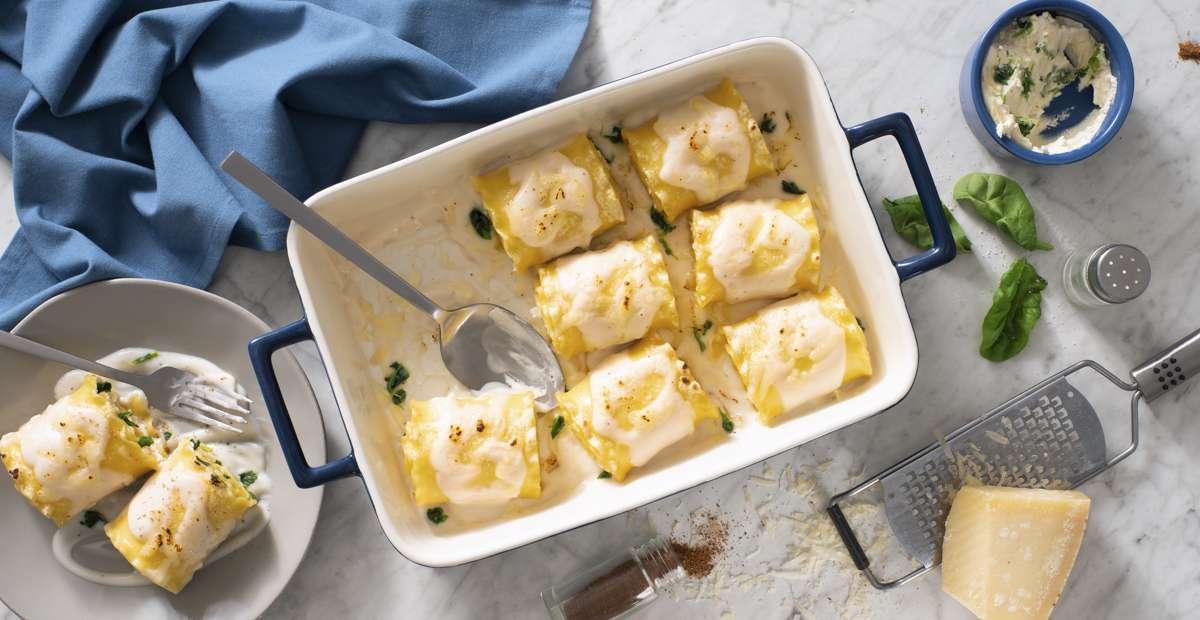 Three-Cheese-Lasagna-Roll-Up