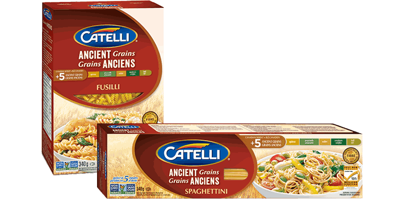 Catelli<sup>®</sup> Grains Anciens