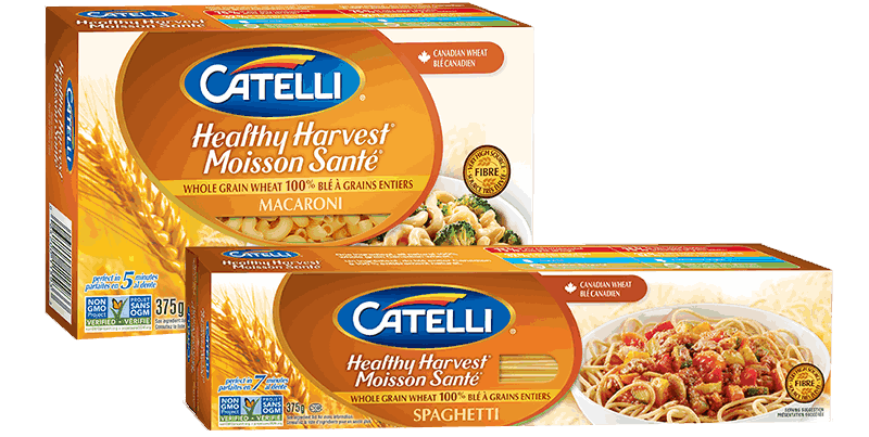 Catelli<sup>®</sup> Moisson Santé<sup>®</sup>