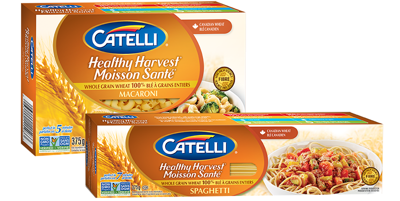 Dinner-in-a-hurry Catelli® Healthy Harvest® Fusilli Chop Suey