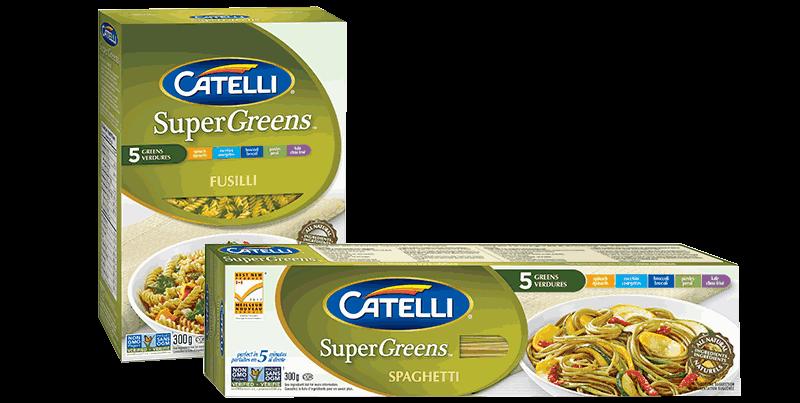 Catelli SuperGreens<sup>®</sup>