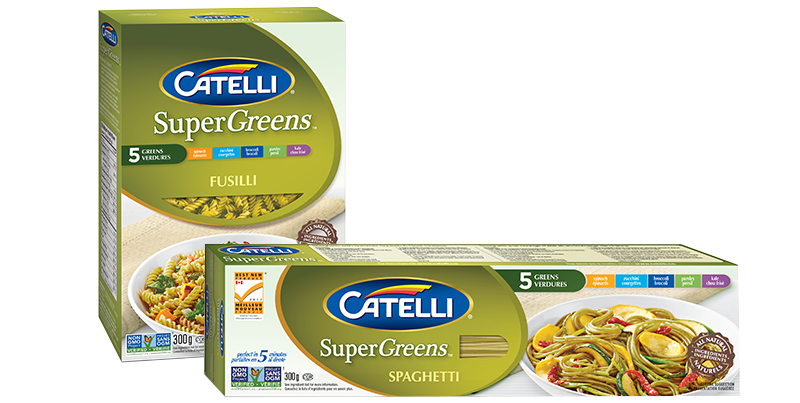 Catelli SuperGreens<sup>®</sup>
