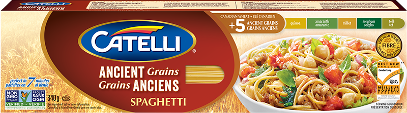 Catelli Ancient Grains Spaghetti