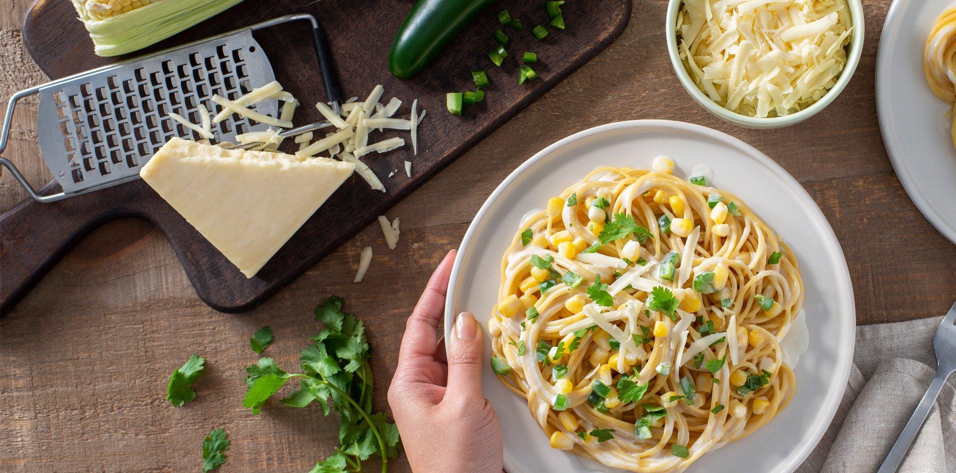 cheesy pasta recipes